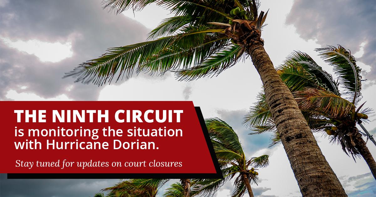 Hurricane information update