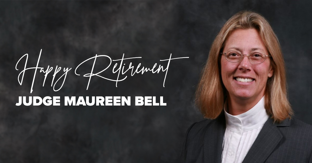 Judge Maureen Bell Retires