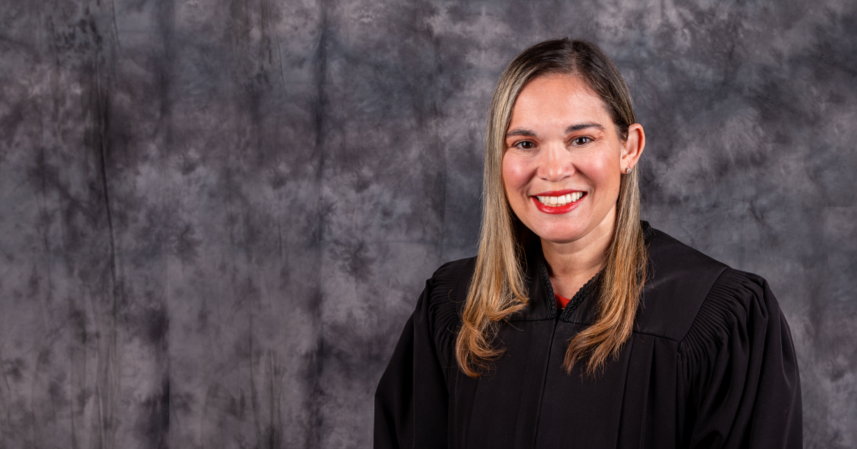 Judge Gisela Laurent Joins the Central Florida Collective Impact on Opioid Abuse Board