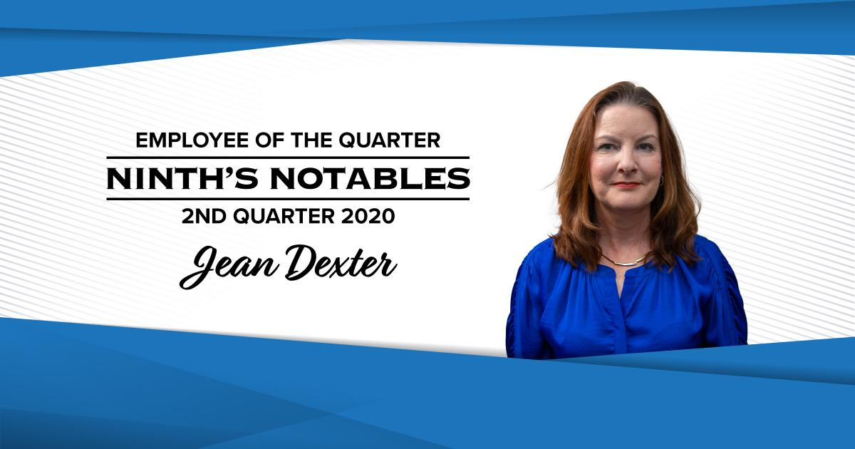 Ninth Notable - Jean Dexter