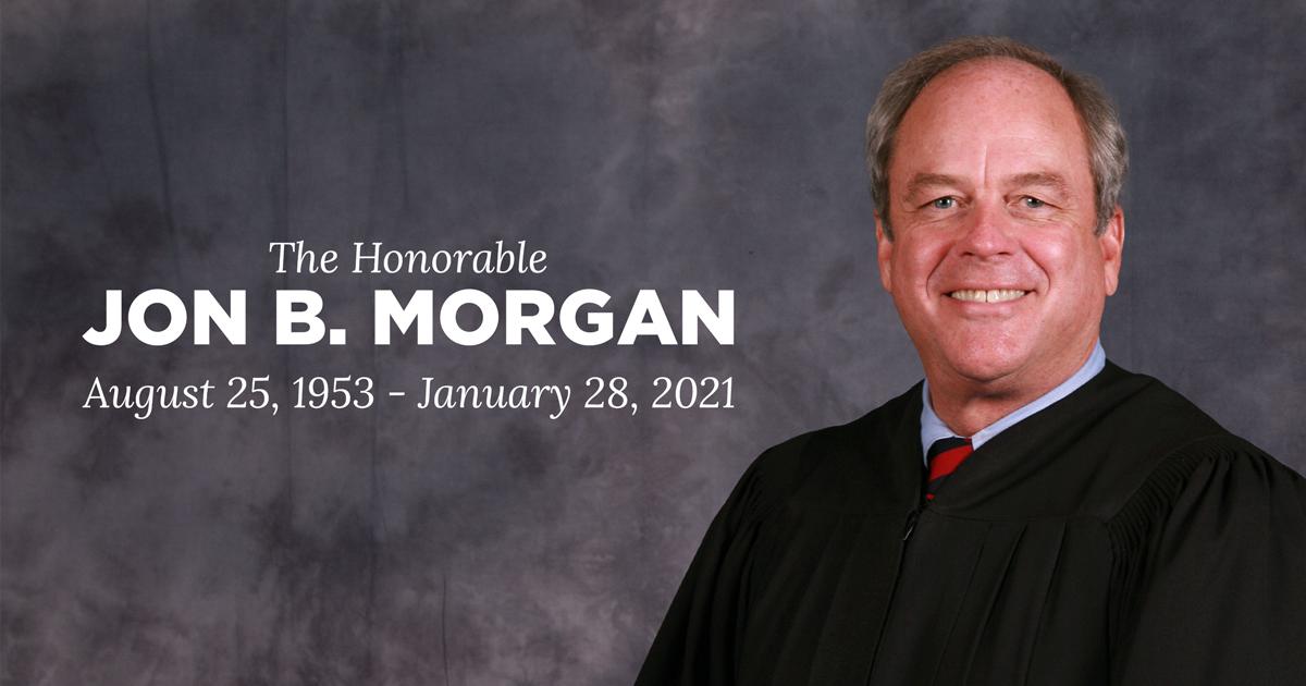 The Honorable Jon B. Morgan