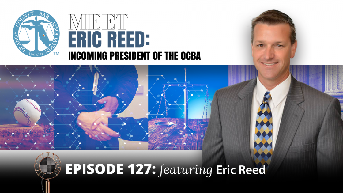 Open Ninth Episode 127 - Meet Eric Reed