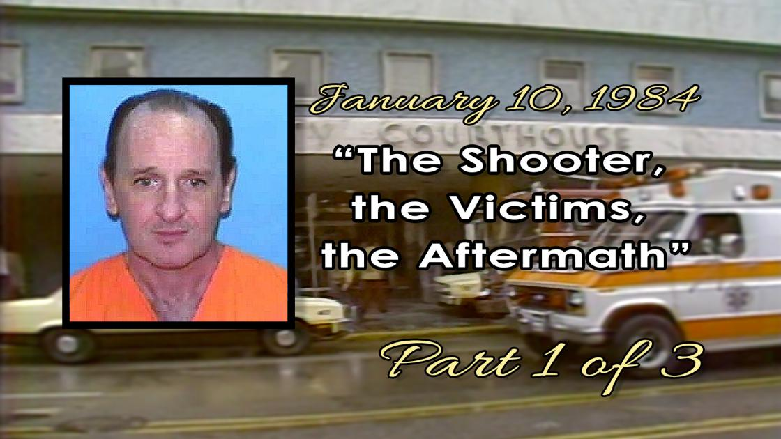 Episode 40 of Open Ninth - Part 1:  The Shooter, The Victims, The Aftermath