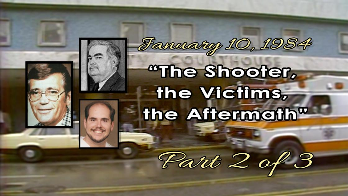 Episode 41 of Open Ninth - Part 2:  The Shooter, The Victims, The Aftermath