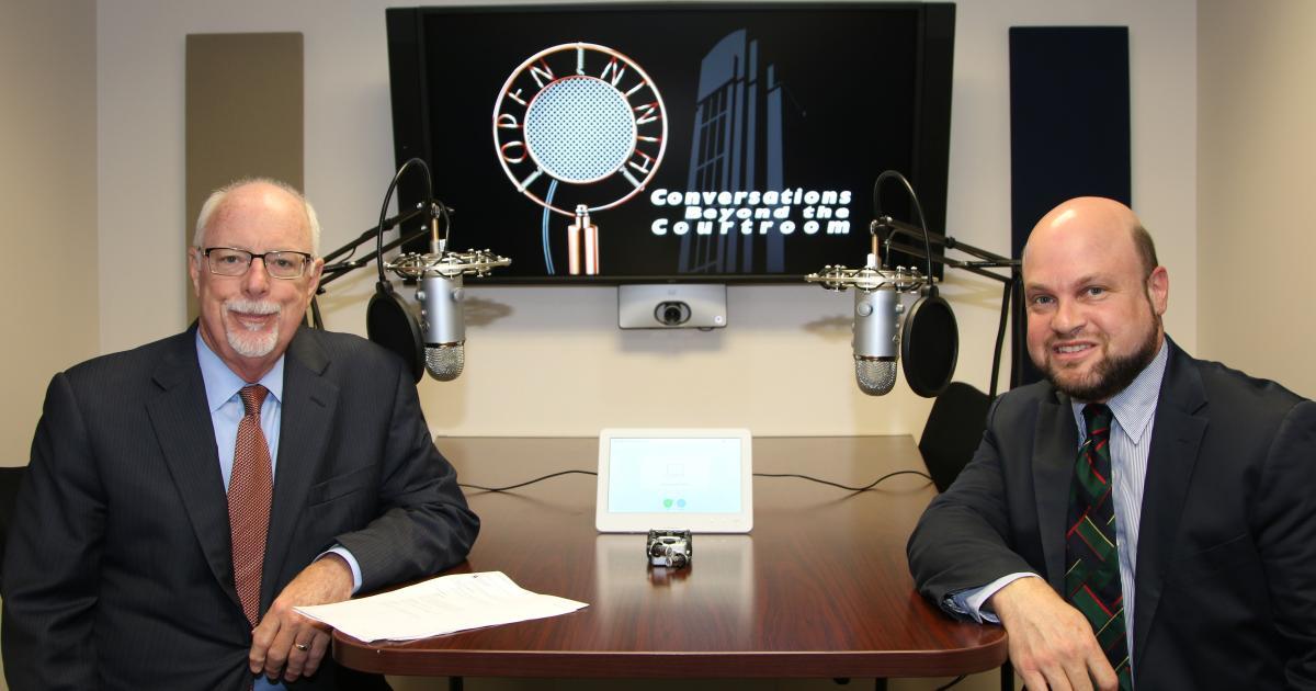 Episode 45 of Open Ninth - Negotiation + Mediation = Resolution