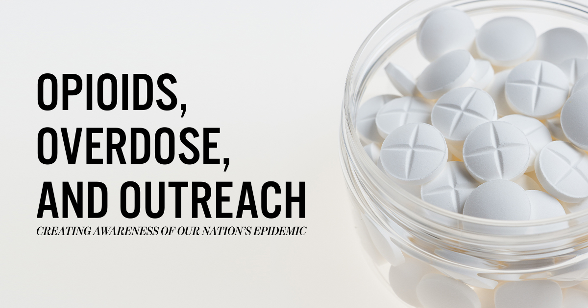 Episode 79 of Open Ninth - Opioids, Overdose, and Outreach