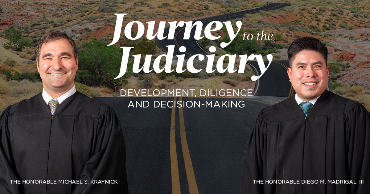 Open Ninth Podcast - Epsiode 81 - Journey to the Judiciary