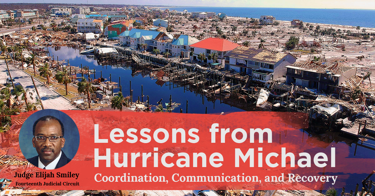 Open Ninth Podcast - Episode 82 - Lessons from Hurricane Michael