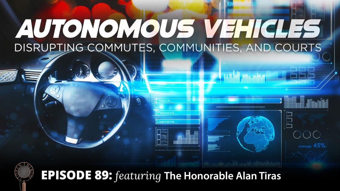 Open Ninth Episode 89 - Autonomous Vehicles