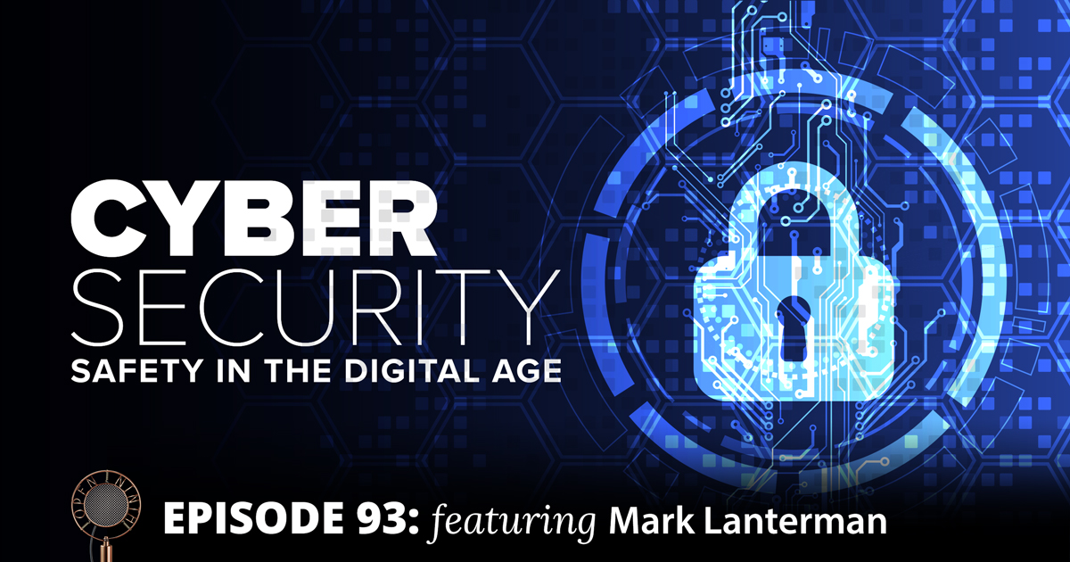Open Ninth Epsiode 93 - Cybersecurity