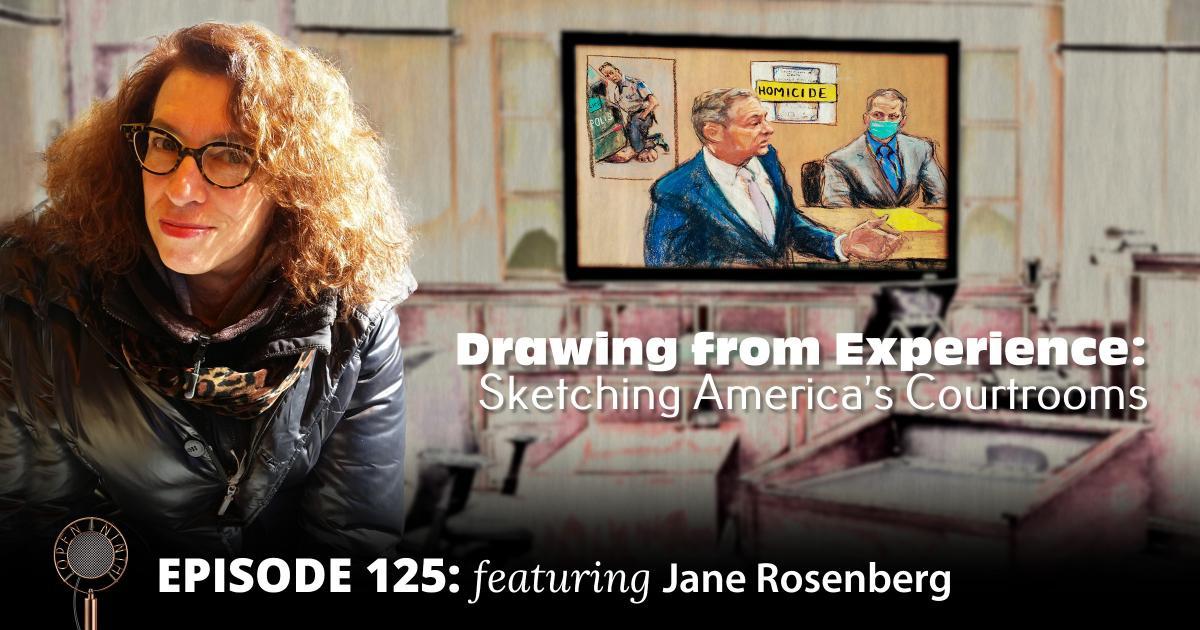 Open Ninth Episode 125 Podcast Guest - Jane Rosenberg