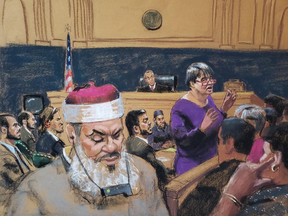 United States vs Sheik Abdel Rachman