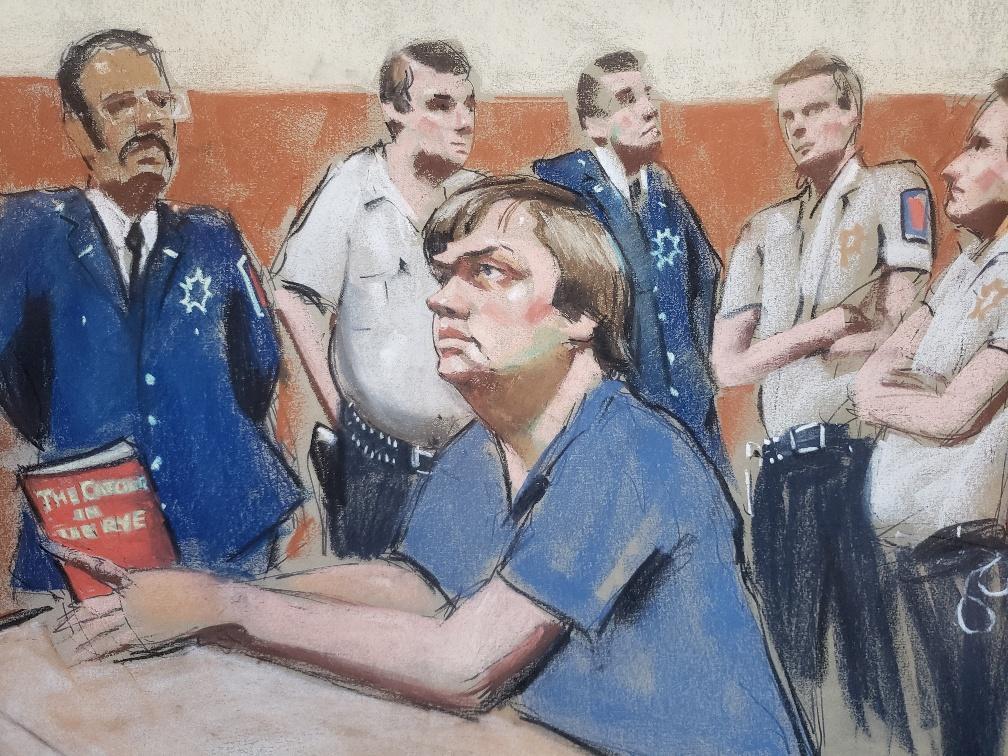 Sentencing Hearing - Mark David Chapman