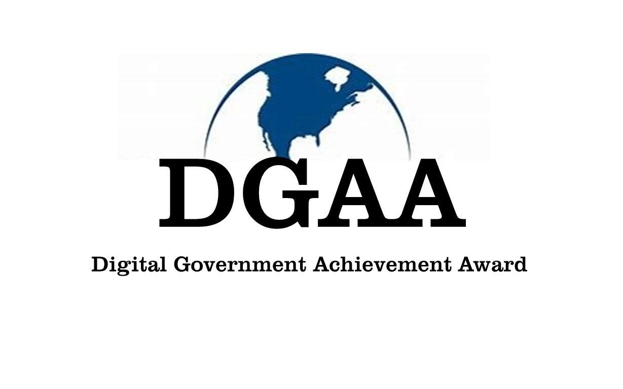 Digital Governement Achievement Award