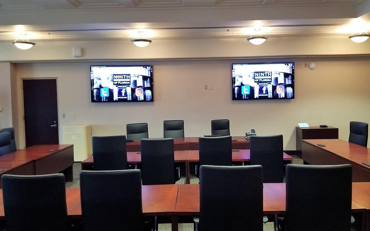 Judicial Conference Room