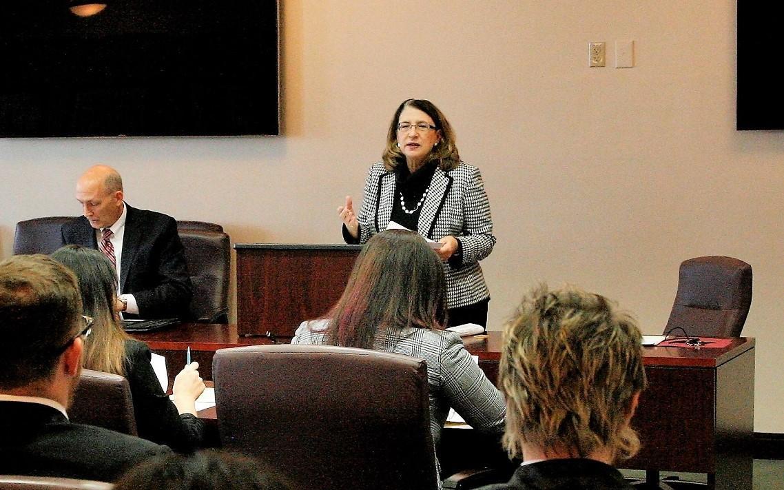 Speakers Bureau - Circuit Judge Margaret H. Schreiber