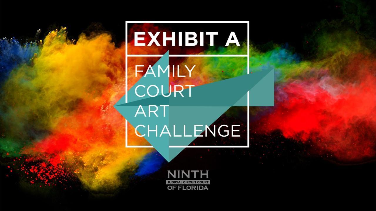 Exhibit A:  Family Court Art Challenge